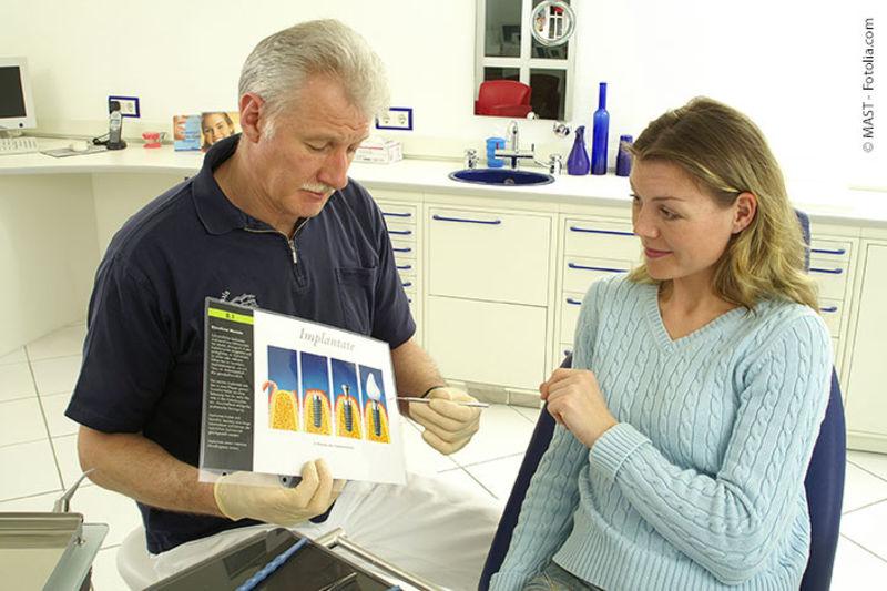 Zahnimplantate haben es möglich gemacht, sich wieder zu fühlen