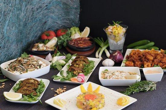 Varieties in Seafood